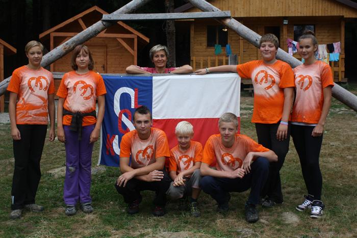 Tábor 2013 Rajnochovice