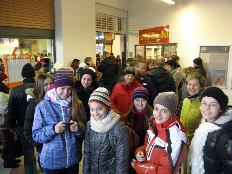 Teamgym 7.12. Olomouc