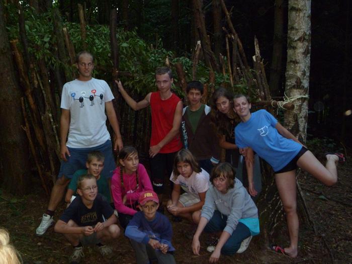 Tábor 2010 Pohořelice