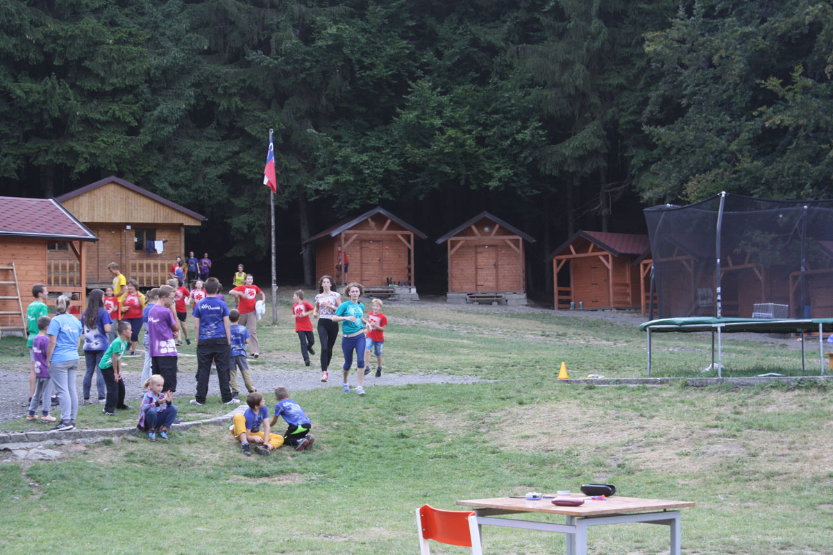 Tábor Rajnochovice 2015