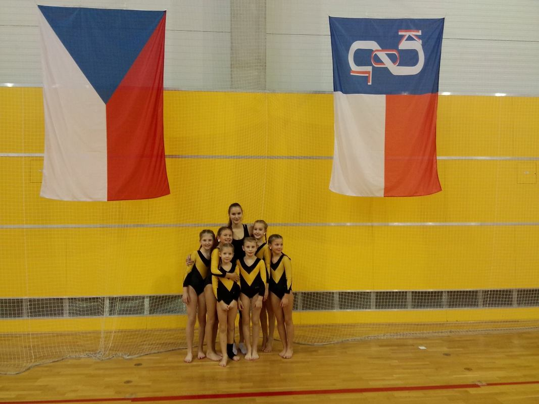 Teamgym 17.11., Olomouc